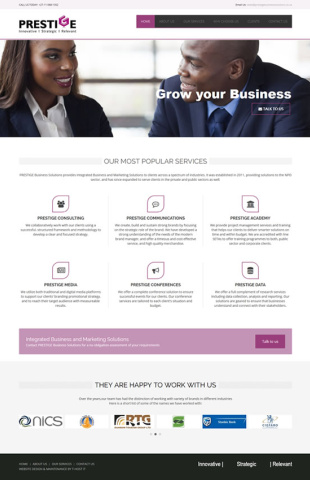 Prestige Business Solutions
